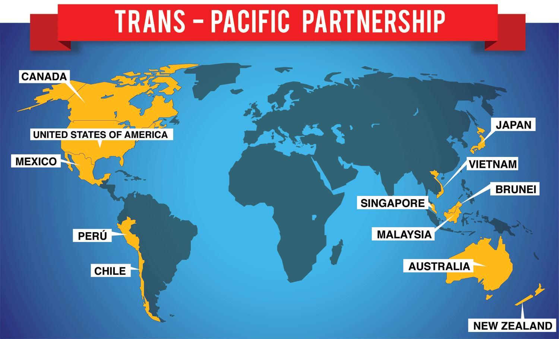 Vào TPP, GDP của Việt Nam sẽ tăng thêm từ 1,4 đến 2,9 tỷ USD