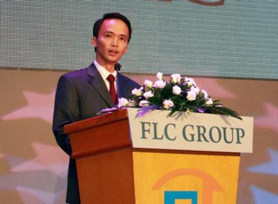 Ông Trịnh Văn Quyết muốn gom thêm 25 triệu cổ phiếu FLC