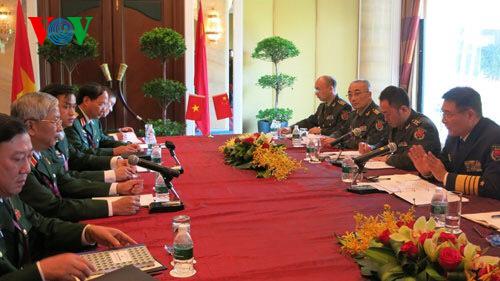 Việt Nam trao đổi thẳng thắn với Trung Quốc về vấn đề Biển Đông