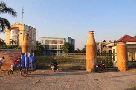 Nhà máy bia hơn 260 tỷ đồng thành bãi đáp của con nghiện