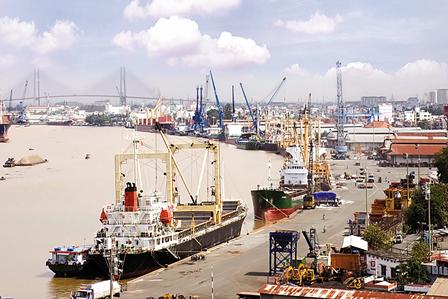 Vingroup đăng ký mua 80% Cảng Sài Gòn
