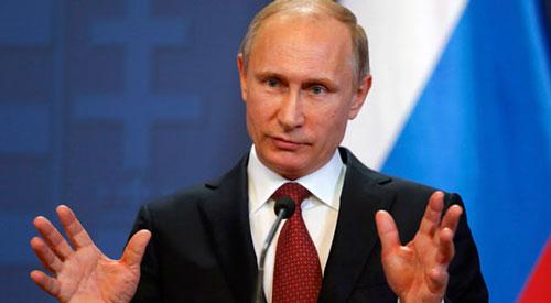 Gió đổi chiều: Mỹ đuối dần, Putin thêm vững