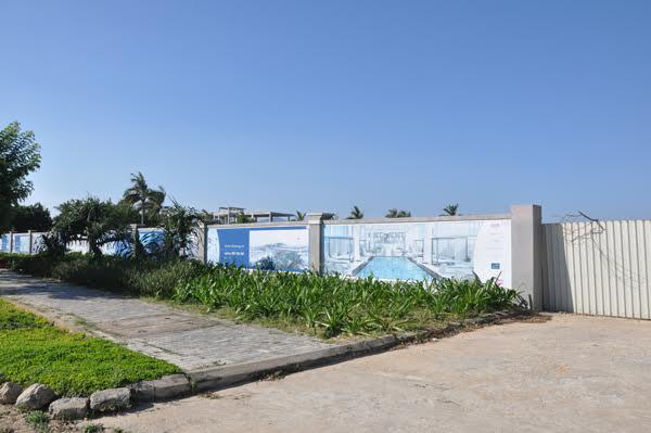 khu nghỉ dưỡng, bãi biển, Đã Nẵng, bỏ hoang