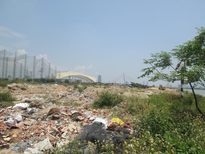 Tiên Sơn, đất vàng, trung tâm Đà Nẵng, bãi rác, Tiên-Sơn, đất-vàng, trung-tâm-Đà-Nẵng, bãi-rác, ô-nhiễm-môi-trường, xà-bần