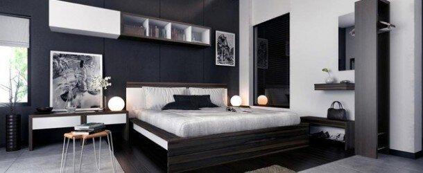 Gam màu xám sang trọng cho phòng ngủ