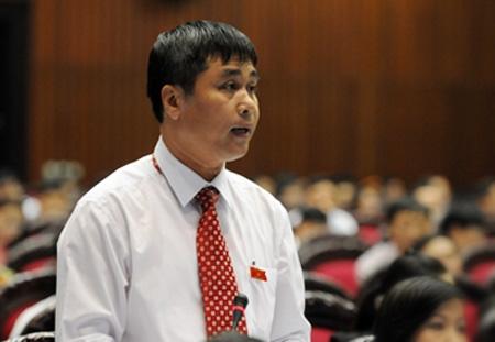 Đại biểu Nguyễn Cao Sơn (Hoà Bình): K