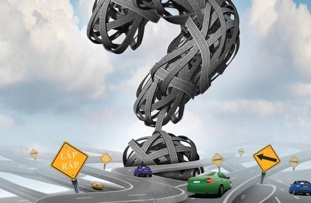 Công nghiệp ôtô Việt Nam: Tiến thoái lưỡng nan