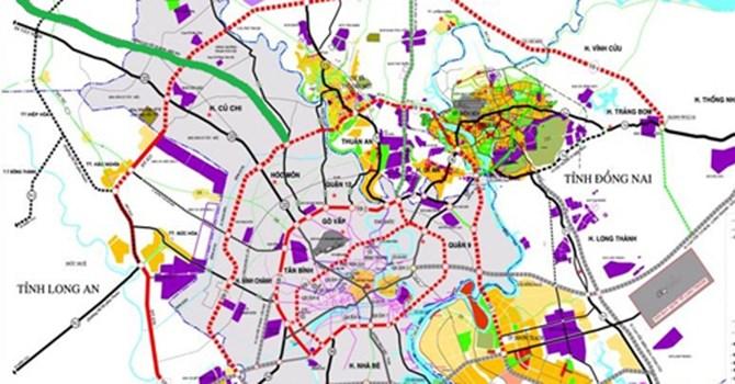 30.000 tỷ đồng xây cao tốc TP. HCM - Mộc Bài