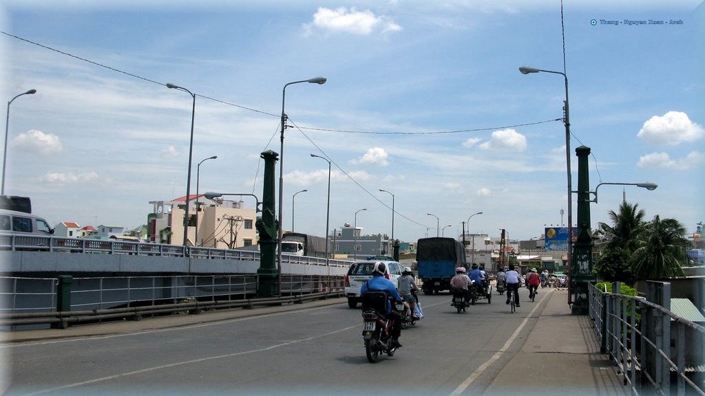 TPHCM muốn phá bỏ cây cầu 90 tuổi