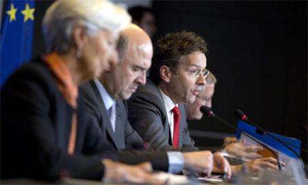 """Vấn đề nợ Hy Lạp: Chưa thấy """"ánh sáng cuối đường hầm"""""""