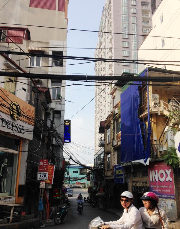 Nhiều dự án mặt ngõ trên địa bàn Hà Nội