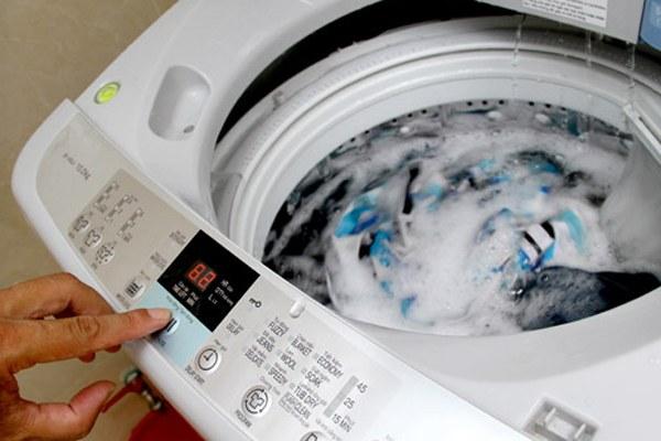 Điều chỉnh chế độ giặt phù hợp là cách sử dụng máy giặt hiệu quả