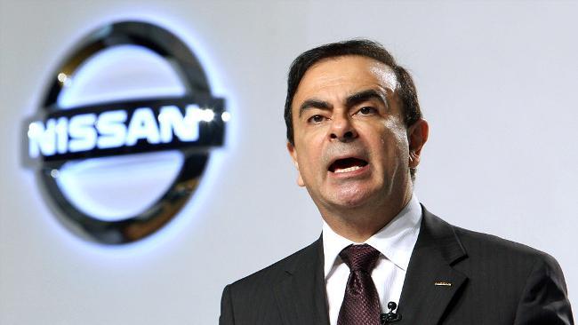 CEO của Nissan được trả lương cao nhất Nhật Bản