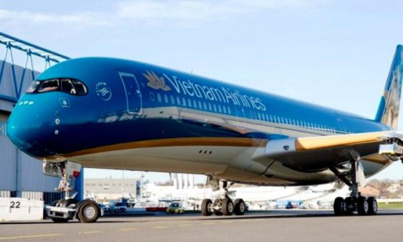Vietnam Airlines tổ chức bay miễn phí trên máy bay A350-900 XWB