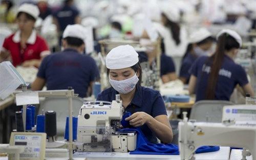 TPP: Mỹ muốn Việt Nam giảm nhập vải sợi từ Trung Quốc