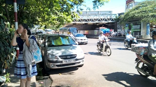 Nắng nóng, taxi được dịp