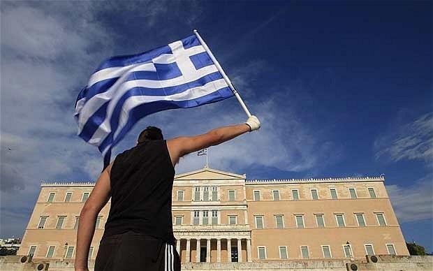 """""""Giấc mộng châu Âu"""" có bị tan vỡ vì cơn khủng hoảng Hy Lạp?"""