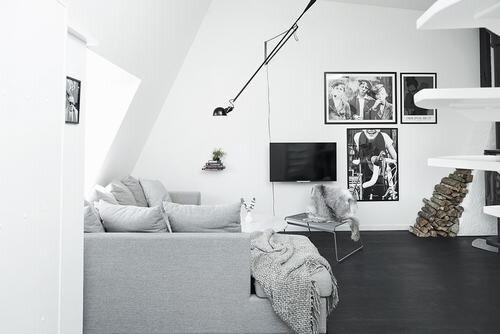 Căn hộ nhỏ xinh mang phong cách Scandinavian