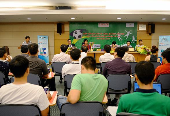 11/7-25/7Giải bóng đá doanh nghiệp Hà Nội mở rộng 2015