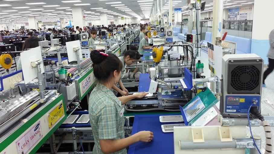 Samsung xuất khẩu 30 tỷ USD, nhập phụ kiện từ doanh nghiệp Việt 30 triệu USD