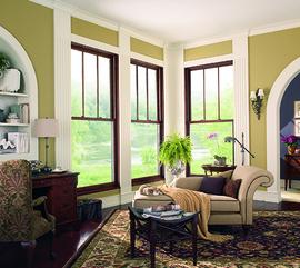 Thiết kế cửa sổ hợp phong thủy cho gia chủ hút tài lộc