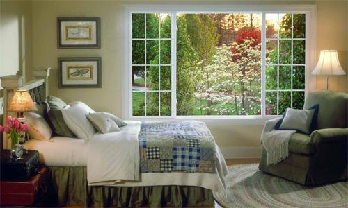 Không nên thiết kế cửa sổ cản sáng trong nhà