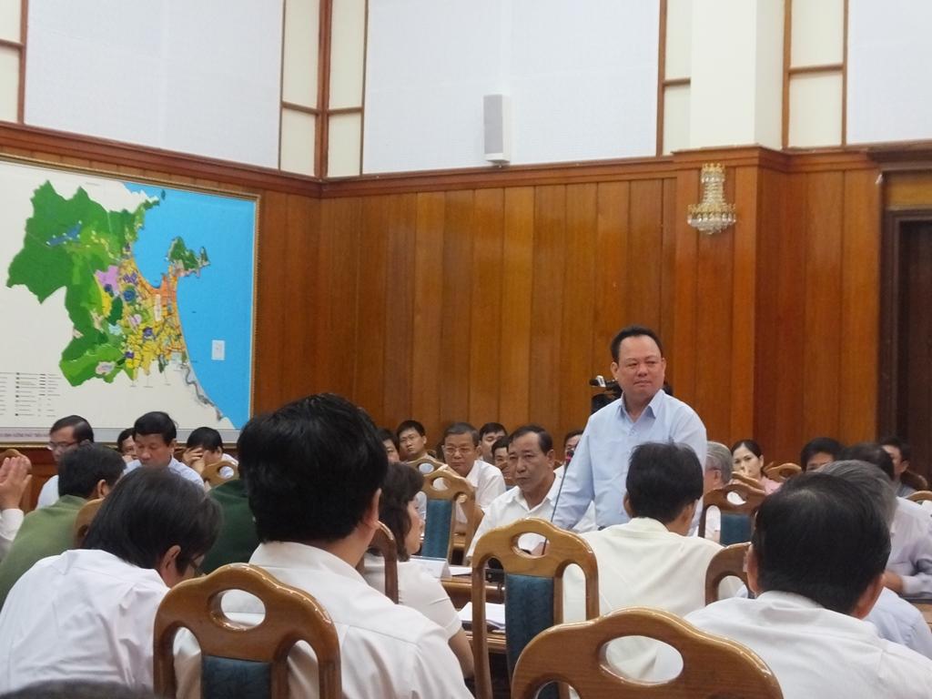 Đà Nẵng cảnh báo tình trạng người nước ngoài giấu mặt mua đất ven biển