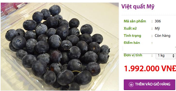 Nhà giàu Hà Thành chi chục triệu mỗi tháng để ăn trái cây ngoại