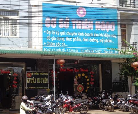 Xử phạt 7 cơ sở bán hàng đa cấp của Thiên Ngọc Minh Uy
