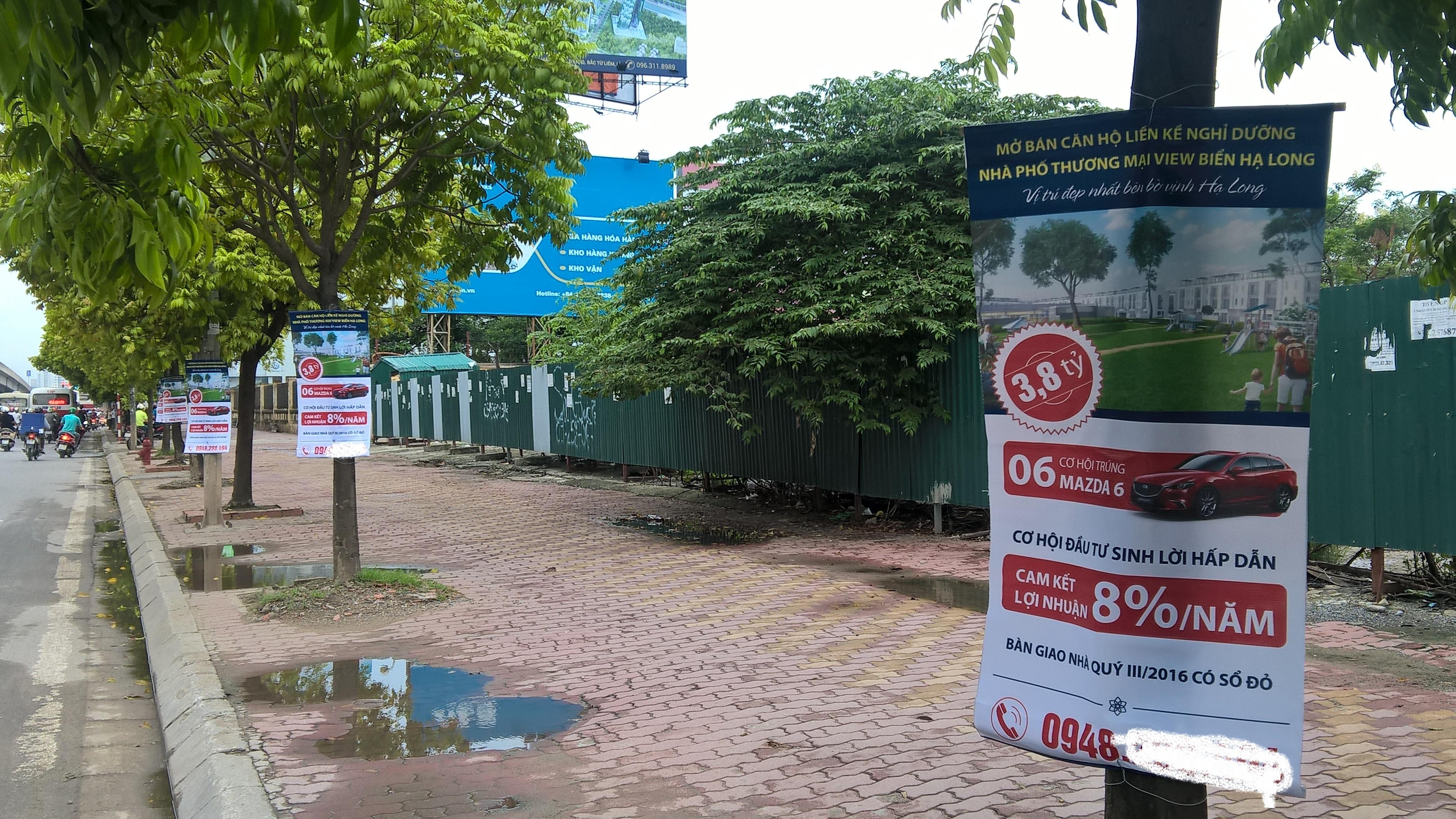 Dự án bất động sản bán kiểu bia kèm lạc treo đầy đường Hà Nội, nhưng theo giới bất động sản, nhiều căn hộ khuyến mãi là do cá nhân người bán đưa ra