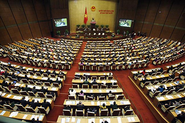 Quốc hội thông qua giám sát việc mua lại ngân hàng giá 0 đồng