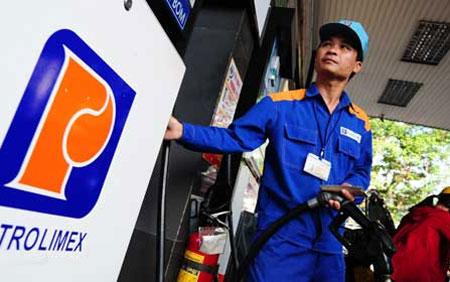 Giá xăng giảm chậm, Petrolimex