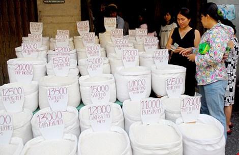 Việt Nam có nhiều giống lúa gạo đặc sản có thể chọn làm thương hiệu. Ảnh: HTD
