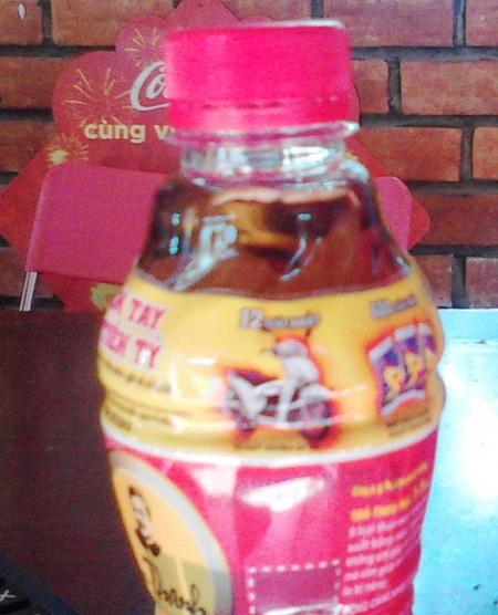 64 chai Dr Thanh có cặn: Xử phạt đại lý phân phối