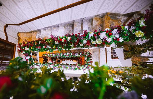 Trang trí lễ cưới tại gia đình