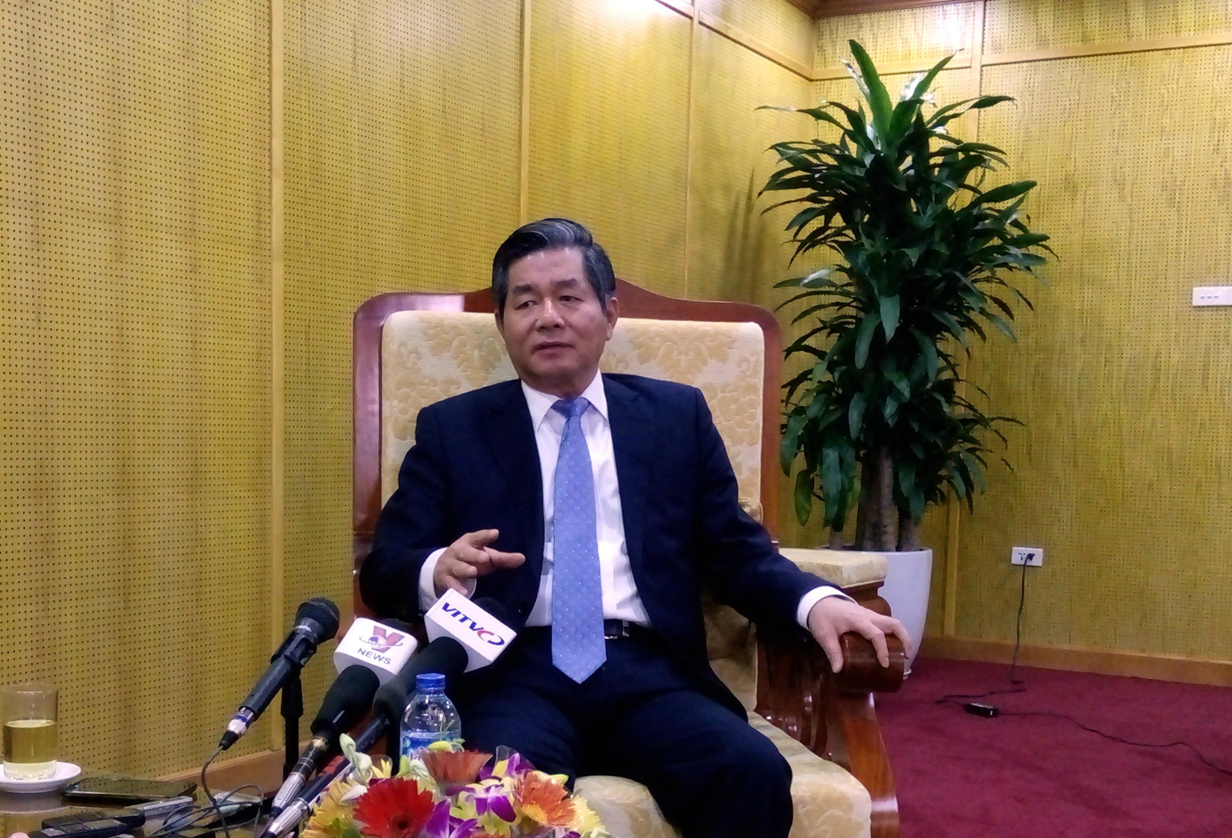 Bộ trưởng Bùi Quang Vinh: