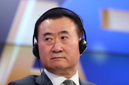 Tỷ phú Wang Jianlin – người giàu nhất Trung Quốc – bị mất 6,4 tỷ USD vì chứng khoán từ đầu năm 2016
