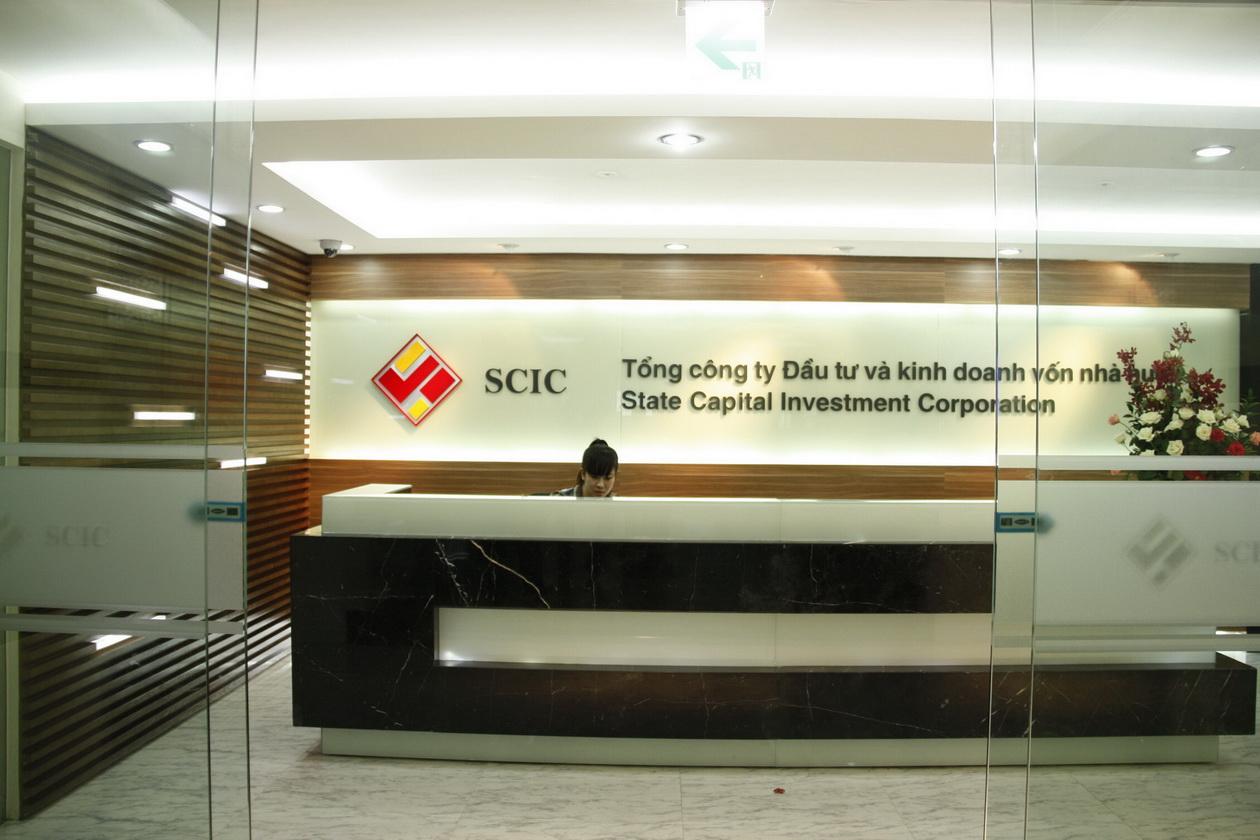 Vốn Nhà nước tại SCIC đã