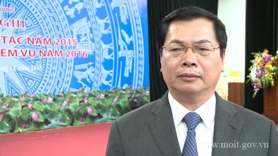 Bộ trưởng Hoàng trải lòng về một năm khó khăn với xuất khẩu