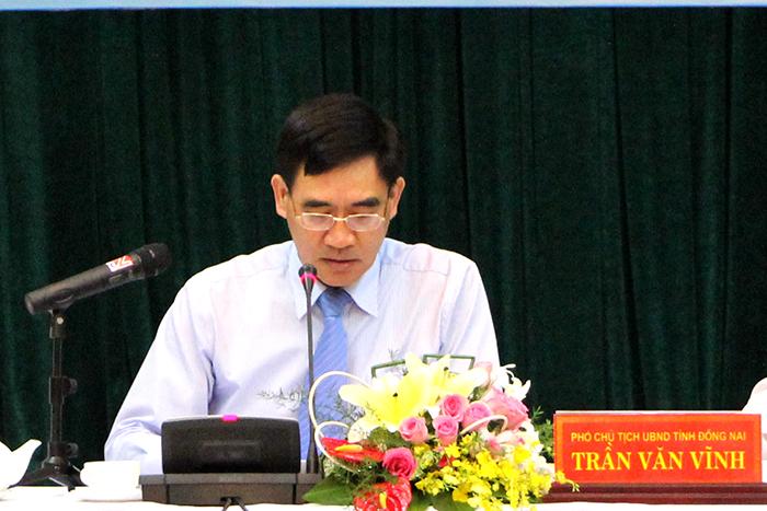 Phó Chủ tịch UBND tỉnh Đồng Nai Trần Văn Vĩnh cho rằng, người đầu cơ mua đất quanh dự án sân bay Long Thành sẽ gặp nhiều rủi ro