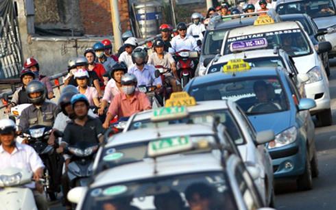 Đến hết ngày 19/2, đã có 363 hãng taxi giảm giá cước, tỷ lệ giảm giá từ 1%-33,3%.