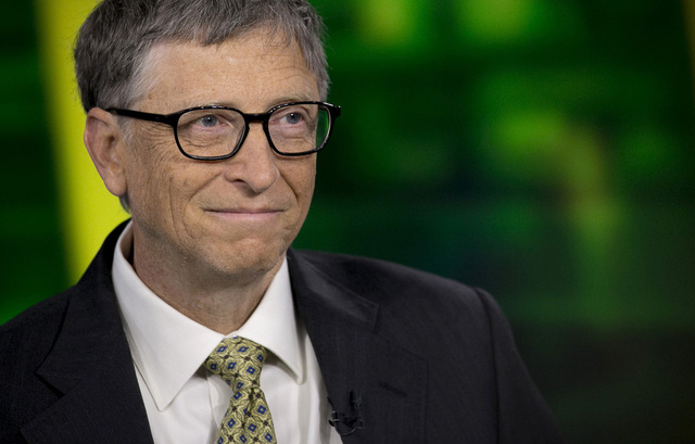 400 người giàu nhất hành tinh sở hữu khối tài sản 3.896 tỷ USD