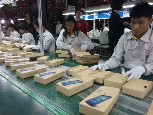 Kiến nghị ưu đãi dự án 300 triệu USD của Samsung bị đề nghị từ chối