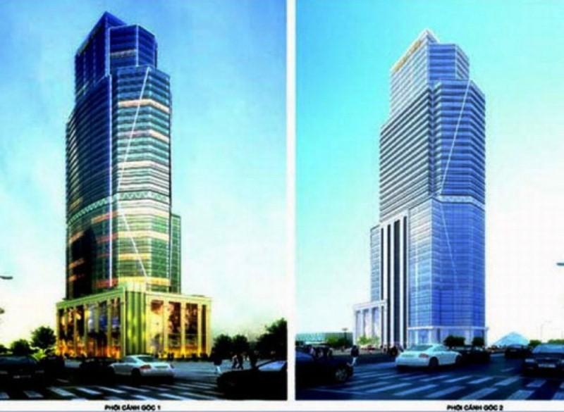 Bình Định: Dự án xây dựng tòa nhà