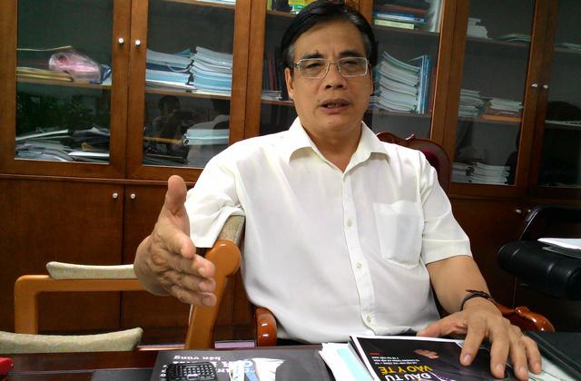 TS.Trần Đình Thiên:
