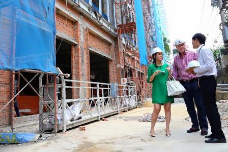 Chủ đầu tư nói Thu Minh không còn liên quan vì đã thanh lý hợp đồng