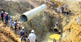 Dự án nước sông Đà số 2: Không ký hợp đồng với chủ thầu Trung Quốc!?
