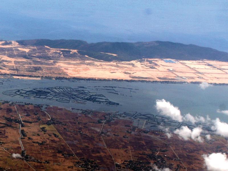 Dự án lọc dầu Nhơn Hội từ quả ngọt thu hút đầu tư thành quả đắng cho tỉnh Bình Định (phối cảnh dự án mà tỉnh Bình Định dành cho nhà máy lọc dầu)