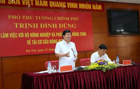 Phó Thủ tướng: Thu nhập bình quân hộ nông dân đã đạt 97 triệu đồng