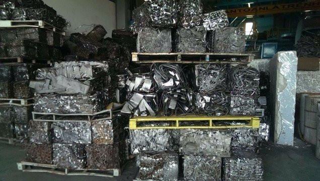 Thep phe liệu nhập nhập khẩu (ảnh minh họa)